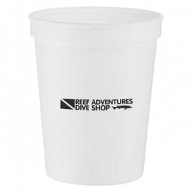 Promotional products: Rally 16-oz. Stadium Cup
