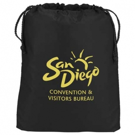 Promotional products: Drawstring Shoe Bag