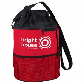 Promotional products: Fun-sun Round Duffel