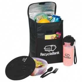 Promotional products: Stay Fit Cooler Gift Set
