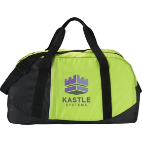 Promotional products: The Olympian Sport Duffel Bag