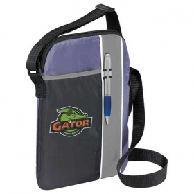 "Promotional products: Tribune Cross Body 10"" Tablet Bag"
