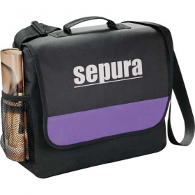 Promotional products: The Mission Messenger Bag