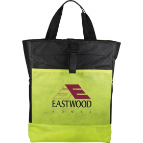 Promotional products: The Two-Time Backpack Tote