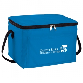 Promotional products: Spectrum Budget 6 Can Lunch Cooler
