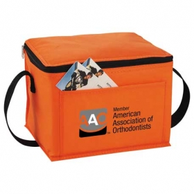 Promotional products: Sea Breeze Non-Woven Lunch Cooler