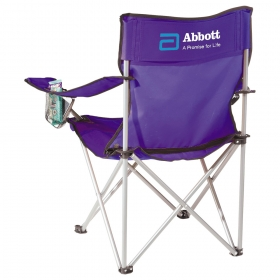 Promotional products: Fanatic Event Folding Chair