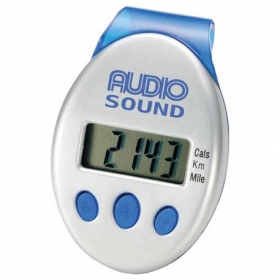 Promotional products: Clip-on Pedometer
