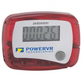 Promotional products: In Shape Pedometer
