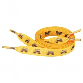 """Promotional products: Full Color Shoelaces - 1/2""""W x 27""""L"""