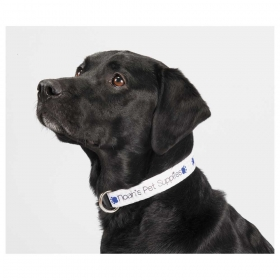 "Promotional products: Full Color Pet Collar - 1""W x 20""L"