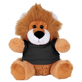 "Promotional products: 6"" Plush Lion With Shirt"