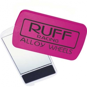 Promotional products: Mirror-Nail File Combo