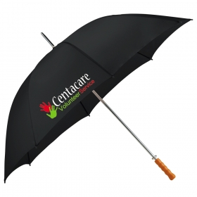 "Promotional products: 60"" Palm Beach Steel Golf Umbrella"