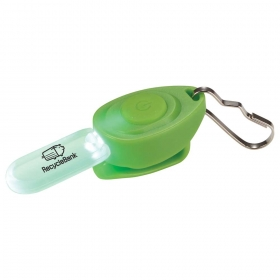 Promotional products: Zipper Puller Safety Light