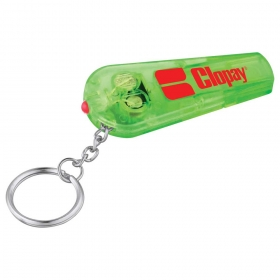 Promotional products: Pocket Whistle Key-Light