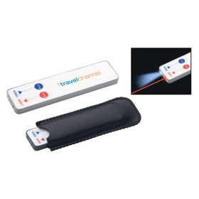 Promotional products: Slim Laser Pointer with Light