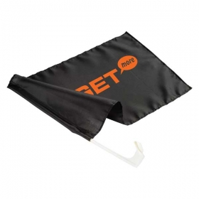 Promotional products: Easy Breezy Car Flag