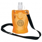 Promotional products: Catalina 11-oz. Water Bag Lanyard