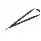 Promotional products: Full Color Lanyard - 3/4