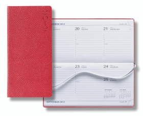 Promotional products: Lione pocket horizontal weekly