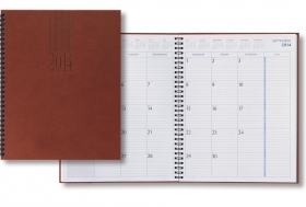 Promotional products: Tucson large desk monthly