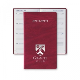 Promotional products: English Sydney Pocket Upright Weekly