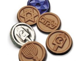 Promotional products: Hanukkah coins