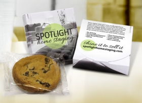 Promotional products: New! Fresh Baked Cookies