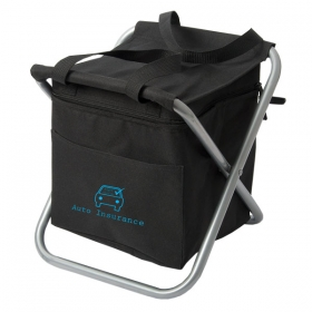 Promotional products: Stash Saver Cooler Chair