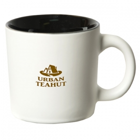 Promotional products: Caffeina 118 Ml. (4 Oz.) Espresso Mug