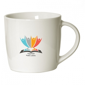 Promotional products: Burrard 350 Ml. (12 Oz.) Coffee Mug