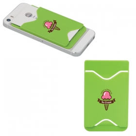 Promotional products: Dyno plastic card holder