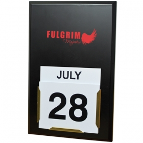 Promotional products: DAILY DATE WALL CALENDAR BOARD