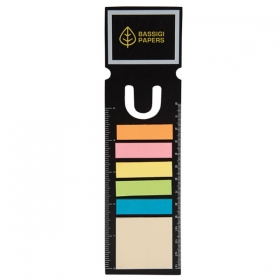 Promotional products: Rectangle Book Mark With 150 Sticky Notes