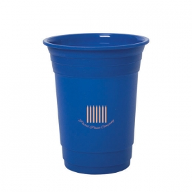 Promotional products: BLOCK PARTY 500 ML. (17 OZ.) SINGLE WALLED PARTY CUP