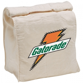 Promotional products: Cotton Lunch Bag - Natural