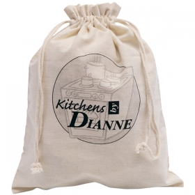 Promotional products: Shoe Bag Natural