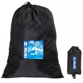 Promotional products: Folding Laundry Bag In A Pouch