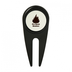 Promotional products: Royalton Plastic Golf Divot Repair Tool