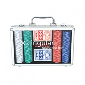 Promotional products: Poker Set