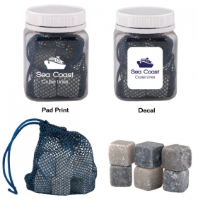Promotional products: SOAPSTONE ICE ROCKS