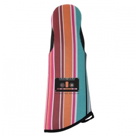 Promotional products: SINGLE EXTRA-LONG OVEN MITT/GLOVE