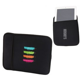 """Promotional products: 10.1"""" Neoprene Tablet Sleeve"""