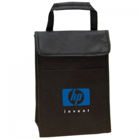 Promotional products: NON WOVEN INSULATED LUNCH COOLER