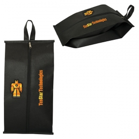 Promotional products: Ambridge Non Woven Shoe Bag