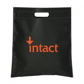 Promotional products: Mitton Street Large Heat Sealed Tote