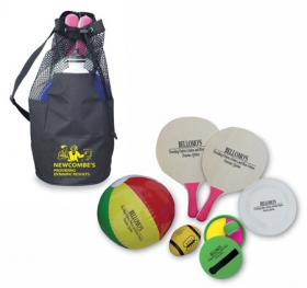 Promotional products: BEACH GAME PACK