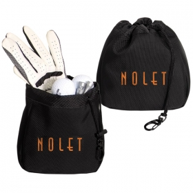 Promotional products: GOLF ACCESSORY BAG