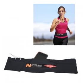 Promotional products: Puertocash Running/travel Belt - Medium